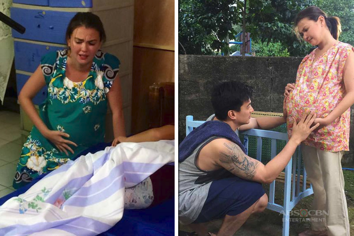 Behind-The-Scenes: Angelica Panganiban topbills Ipaglaban Mo