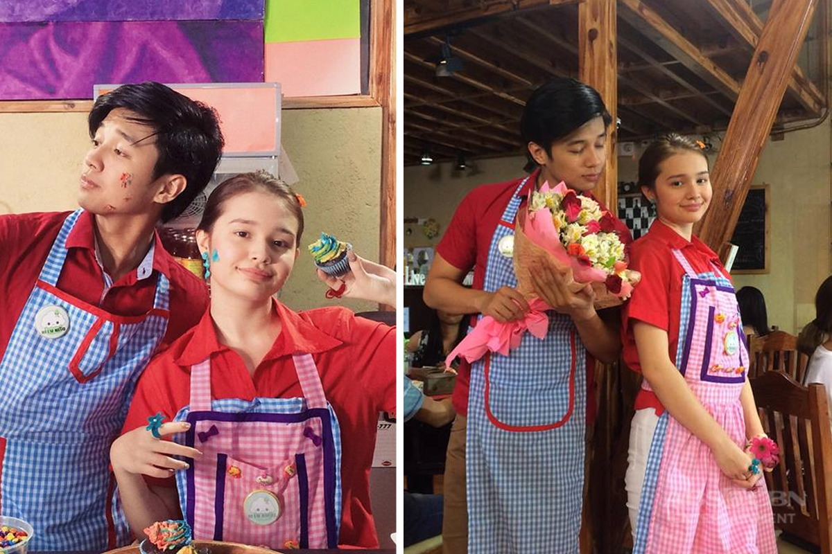 Behind-The-Scenes: Sweet moments of KirVes On Ipaglaban Mo episode