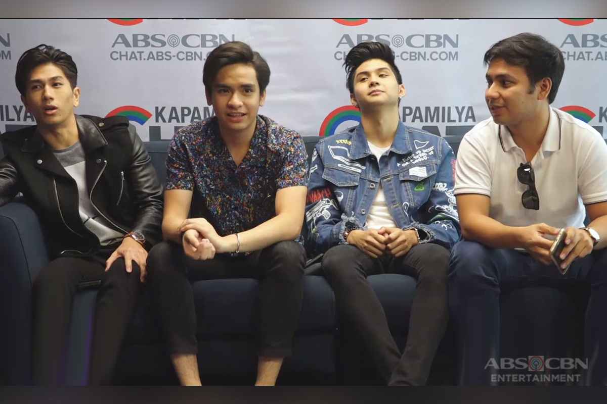 What Jairus, Nikko, John and Ryle learned from Ipaglaban Mo