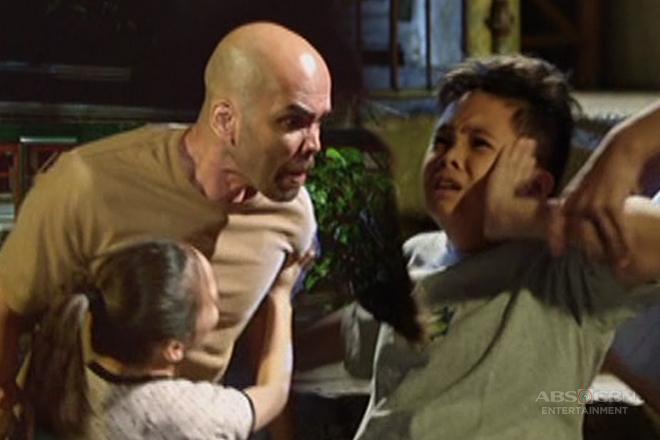 Phil, napagbuhatan ng kamay ang umapi sa kanyang mga anak