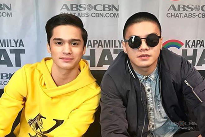 Ronnie and Kyle talk about their roles in Ipaglaban Mo
