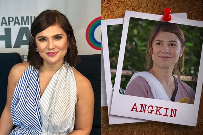 Vina Morales talks about how challenging her role is in Ipaglaban Mo
