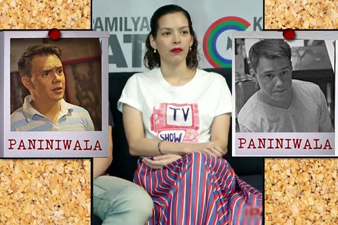 "Desiree del Valle on working again with Patrick Garcia in Ipaglaban Mo ""Paniniwala"""