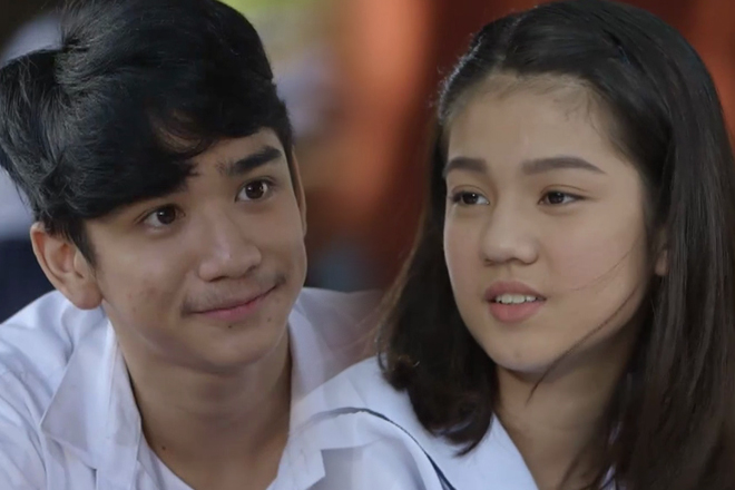 Child stars Zaijian & Belle are all grown up; spread kilig vibes on Ipaglaban Mo