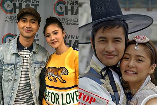 Kim and RK's most memorable experience while taping Ipaglaban Mo