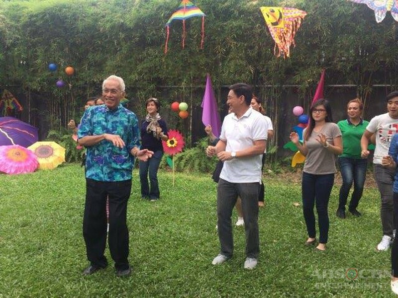 PHOTOS: Ipaglaban Mo's Atty Jose and Jopet Sison in 2017 Summer SID