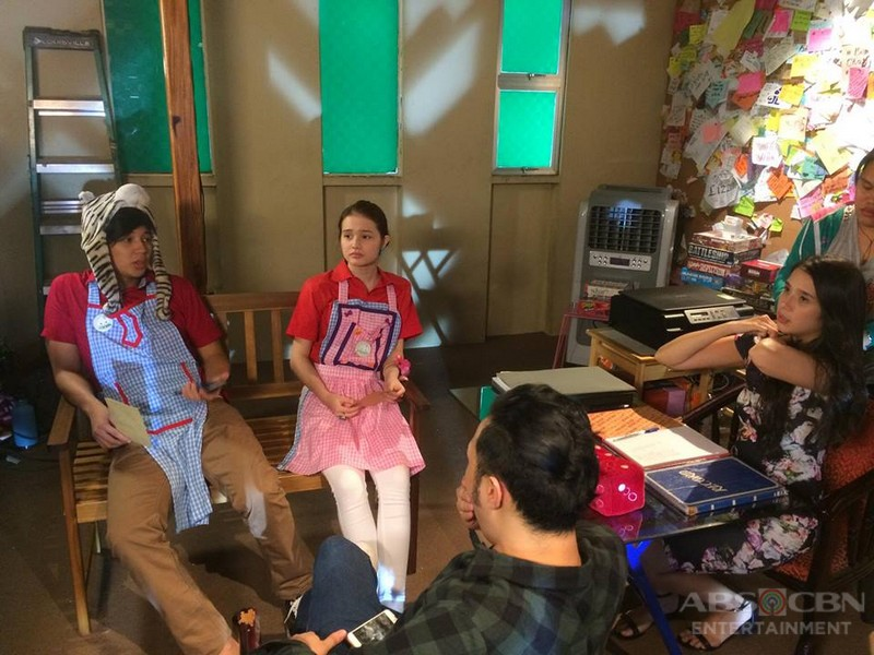 """Behind-The-Scenes: Sweet moments of KirVes On Ipaglaban Mo episode """"Tali"""""""