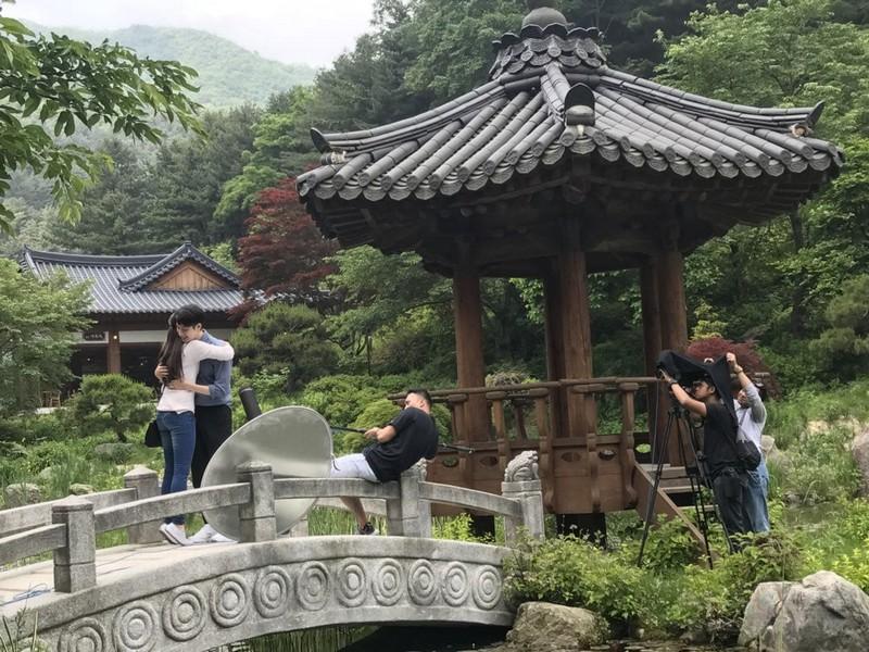 Behind-The-Scenes: Mga kaganapan sa #IMKorea