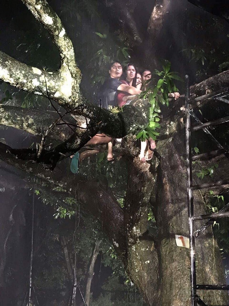 Behind-The-Scenes: Mccoy and Loisa On The Set Of #IMKatiwala