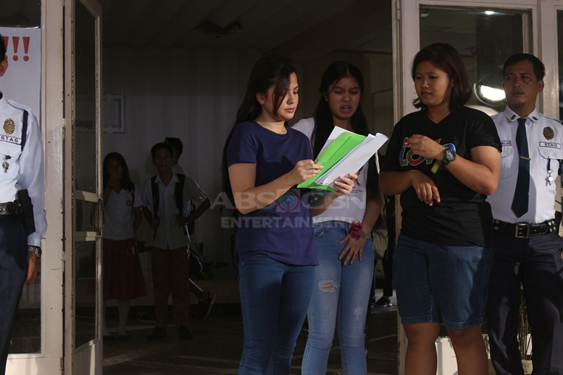 PHOTOS: Pasilip sa kaganapan off-cam sa #IMIskolar