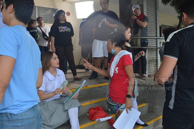Behind-The-Scenes: Mga Kaganapan Sa #IMAlegasyon