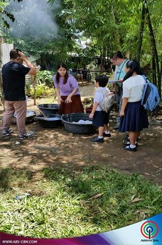 """BEHIND-THE-SCENES: """"Nang Dahil sa Utang"""""""
