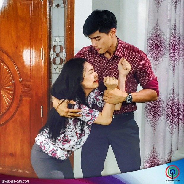 PHOTOS: Meg Imperial and hunk actor Victor Silayan topbill Ipaglaban Mo Oct 17 episode