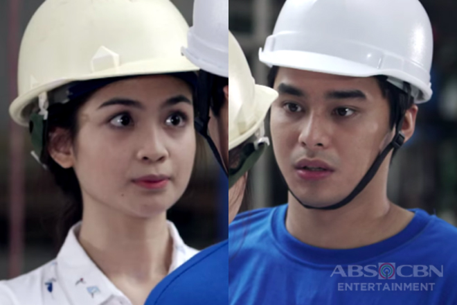 """McCoy and Heaven star in this week's """"Ipaglaban Mo"""""""