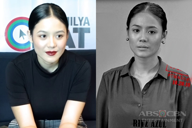 How Ritz Azul prepared for her role in Ipaglaban Mo