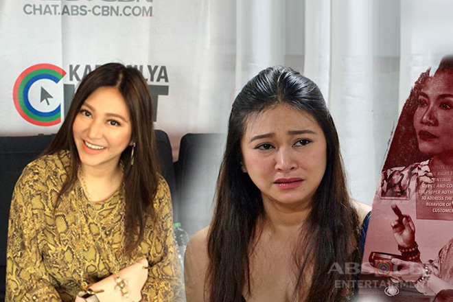"WATCH: Rufa Mae Quinto on portraying April in Ipaglaban Mo ""Akala"""