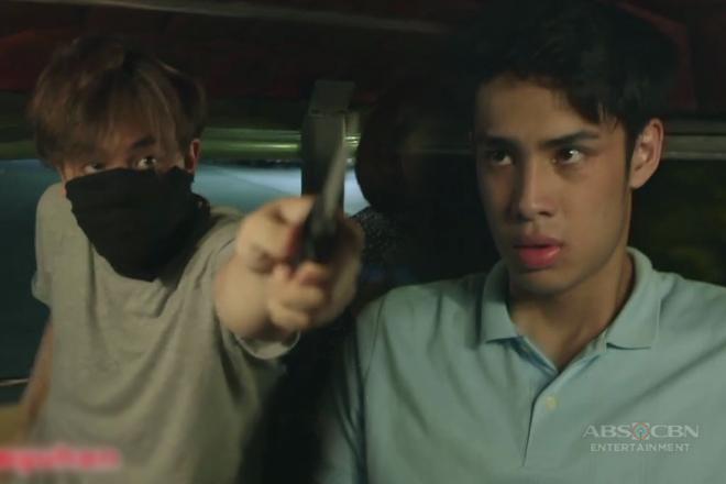 Ipaglaban Mo: Dayuhan, nakaengkwentro ang holdaper sa jeep