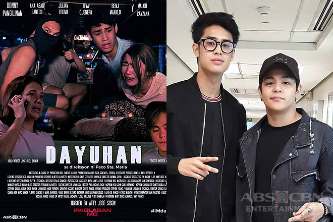 "How Donny and Julian prepared for their roles in Ipaglaban Mo ""Dayuhan"""